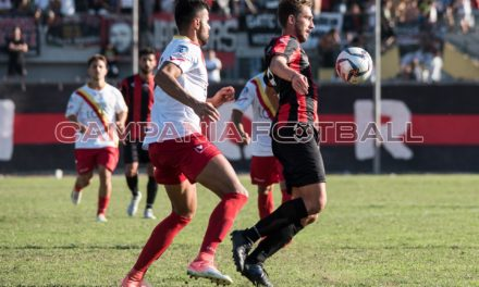 SERIE D. Nocerina sprecona, la Salcataldese ringrazia: al Mazzola finisce 2-0
