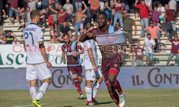 FOTO |  Serie B, Salernitana-Hellas Verona 1-0: sfoglia la gallery di Andrea D'Amico