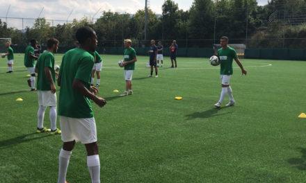 Calcio Avellino, dieci gol alla Juniores con Sforzini mattatore