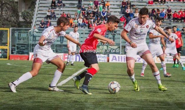 Serie D, nuovo innesto in casa Portici: firma l'attaccante Paladino classe 2000
