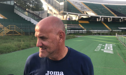 """Graziani avverte l'Albalonga: """"Paura di nessuno, siamo l'Avellino"""""""