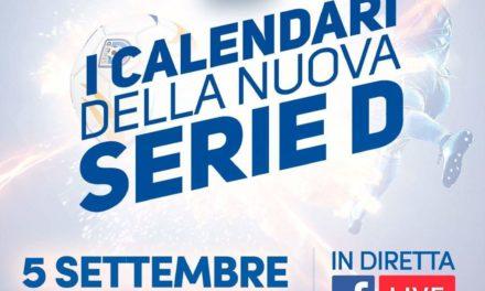 Serie D, ecco la data ufficiale per i calendari dei nove gironi