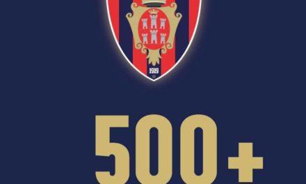 Serie D, Campobasso: numeri da record per gli abbonamenti