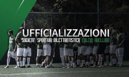Serie D, Avellino: ufficializzati 20 calciatori