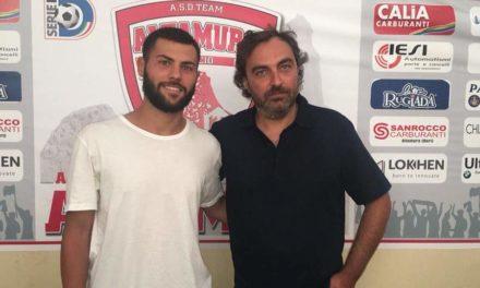 Serie D, Altamura: preso un under dal Benevento