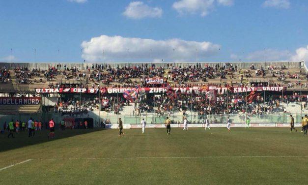 Serie D, Gragnano KO allo scadere contro il Taranto!