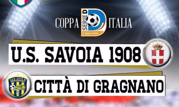 Coppa Italia Serie D, prezzi ridotti e notturna col Gragnano