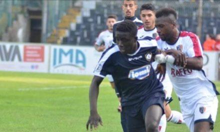 Serie C, Cavese: il giovane Lame approda al Catanzaro