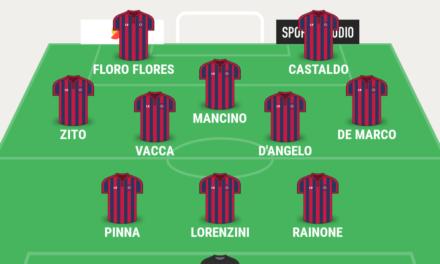 Serie C, ecco come giocherà la Casertana: tre opzioni per Mister Fontana