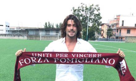 Serie D, Pomigliano: ecco il primo colpo targato Pipola