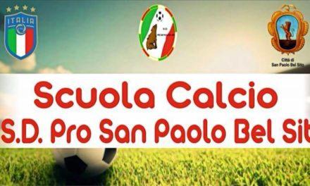 Nasce la Pro San Paolo Bel Sito, una realtà sportiva all'insegna del sociale