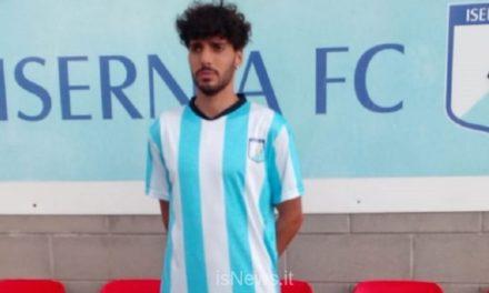Serie D, Isernia: firma un forte attaccante napoletano