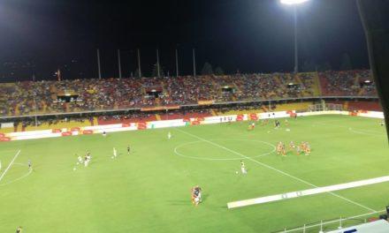 E' un tour de force per il Benevento, venerdì la ripresa degli allenamenti