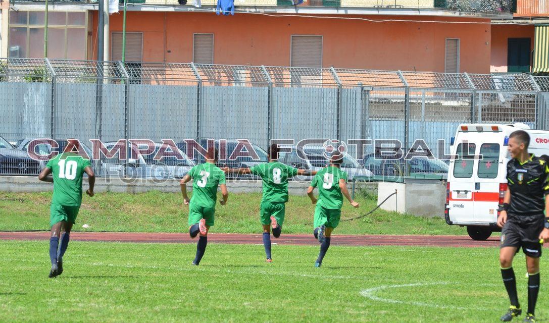 Eccellenza Girone A -1: alla scoperta dell'Afro Napoli
