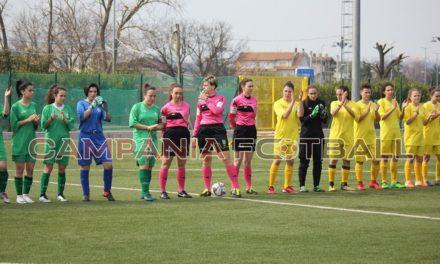 Serie C2 Femminile, programma completo 1ª giornata