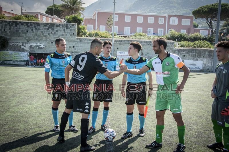 FOTO | Eccellenza Girone A, Real Forio-Frattese 0-3: sfoglia la gallery