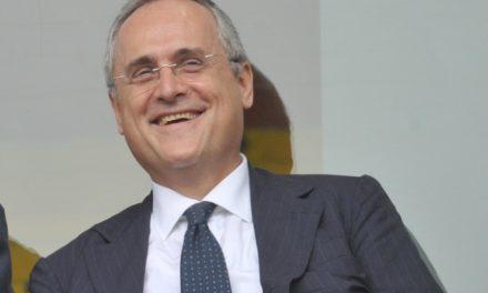 """Salernitana-Padova: Lotito """"Possiamo giocarcela con tutti"""""""