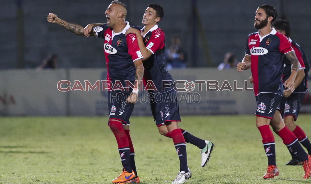 FOTO   Lega Pro, Casertana-Cavese 3-1: sfoglia la gallery di Ugo Amato