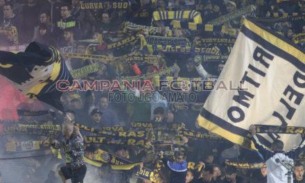 Paganese-Juve Stabia: Pagani trasferta ostile per i gialloblù