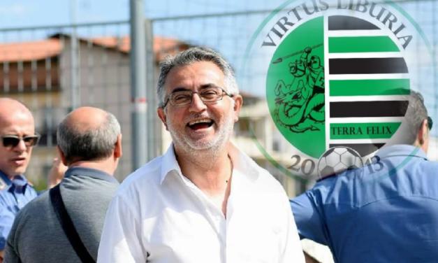 """Virtus Liburia, il presidente Pezone: """"Ogni partita come una finale e contro il Summa…"""""""