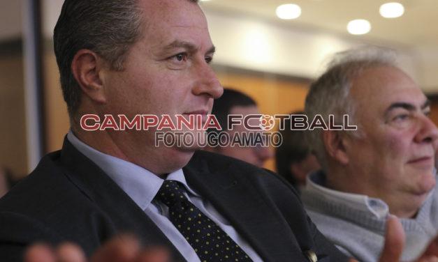 """Figc Campania, Errichiello: """"Tanti consensi per l'introduzione dei Play Off nei campionati Under 17 e Under 15"""""""