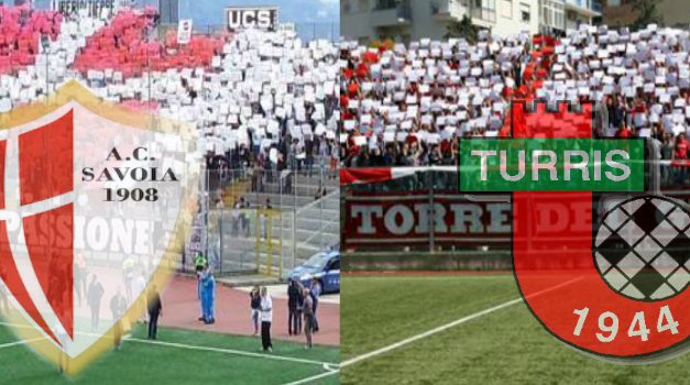 Il derby Savoia-Turris è possibile!