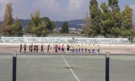 Ko esterno per il Giffoni Sei Casali: Garofalo e Genovese danno i tre punti allo Sporting Pontecagnano