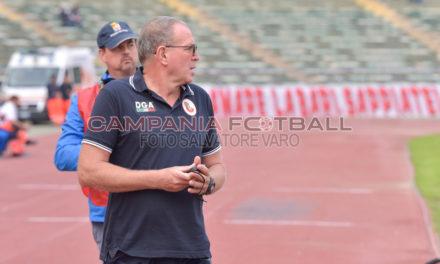 """Turris rullo compressore, Fabiano: """"Il Bari è come la Juventus"""""""
