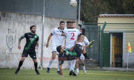 FOTO | Prima Categoria Girone A, Lacco Ameno-Lokomotiv Flegrea 1-1: sfoglia la gallery