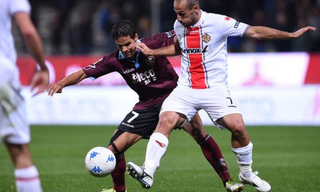 Salernitana senza grinta: 0-0 a Cremona