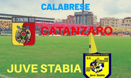 Catanzaro-Juve Stabia: ai giallorossi il compito di riprendersi il Ceravolo dalle grinfie gialloblù