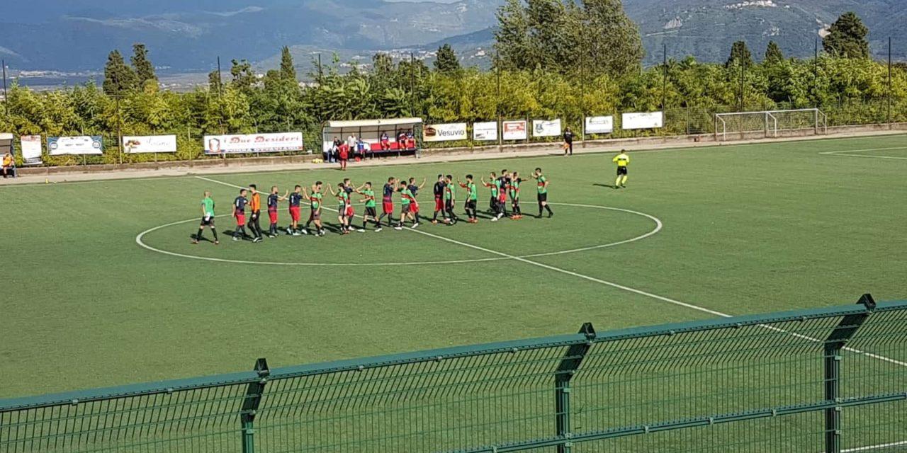 Prima Categoria | Sporting Campania Barra, buona la prima! Volpe manda al tappeto il Terzigno