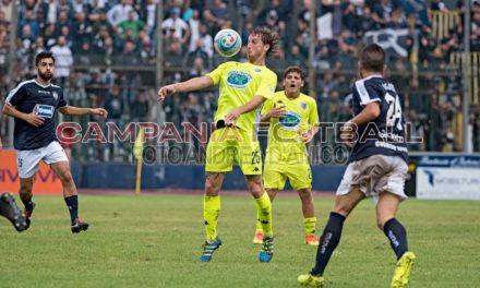 FOTO | LEGA PRO, Cavese-Sicula Leonzio 0-0: sfoglia la gallery di Andrea D'Amico