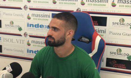"""Calcio Avellino, Gerbaudo chiama il riscatto: """"Giochiamo spensierati"""""""