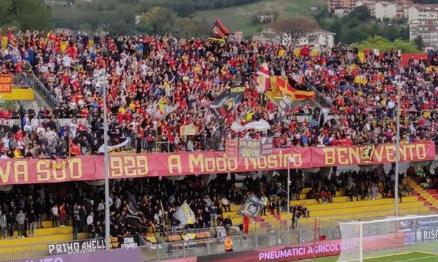 Serie B – Benevento di misura, si ferma l'imbattibilità della Cremonese