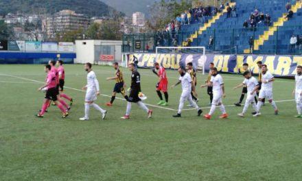 Serie D, Gragnano-Savoia vince il maltempo: è pari al San Michele!