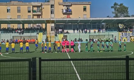 LIVE | Eccellenza Girone A, Afro Napoli-Giugliano