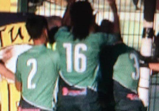 Post gara Giugliano-Afro Napoli, attimi di tensione al fischio finale