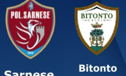 Serie D, Sarnese – Bitonto 0-0, arriva un altro punto per i granata
