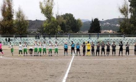 ECCELLENZA | Finisce 1 a 1 il recupero della prima giornata tra Faiano e Agropoli