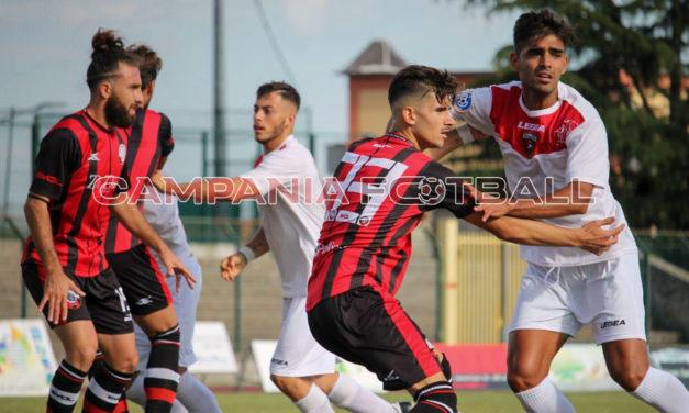 Serie D, Castrovillari-Nocerina 0-2: Giorgio-Ruggiero, i molossi sbancano il Mimmo Rende