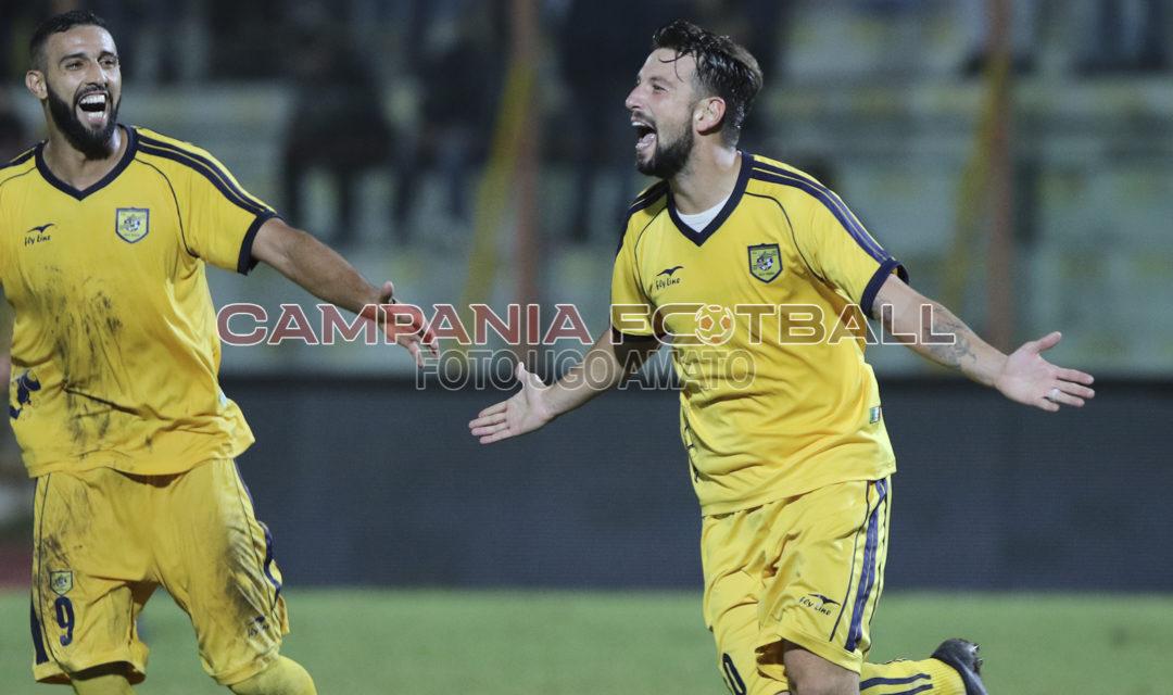 FOTO | Coppa Italia serie C, Casertana-Juve Stabia 0-2: sfoglia la gallery di Ugo Amato