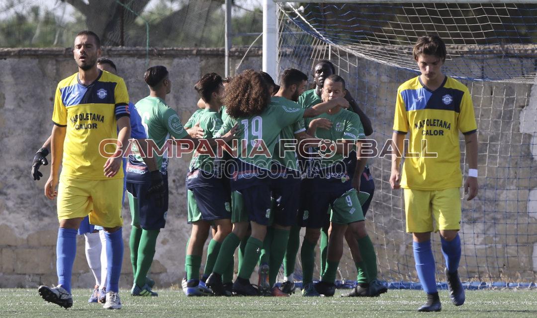 Un Afro Napoli a due facce si aggiudica i 3 punti grazie ai suoi argentini: Marcianise battuto 3-1