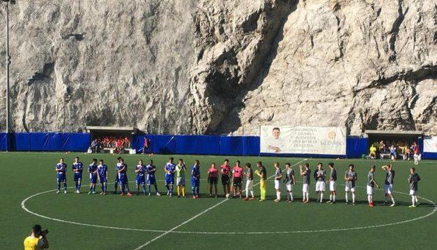 Coppa Italia Eccellenza, Agropoli-Palmese 1-1: Russo la recupera nel finale