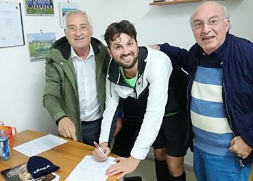 Non è uno scherzo: Frank Matano firma con il Carinola in Prima Categoria