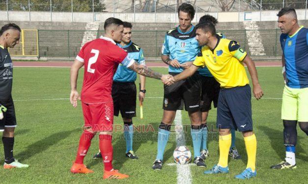 FOTO | Promozione B, Ischia-Ponticelli 2-0: sfoglia gallery