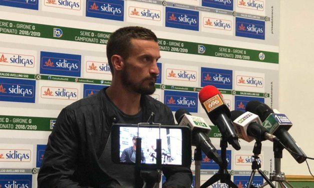 """Calcio Avellino, Morero assicura: """"Pronto il riscatto contro il Lanusei"""""""