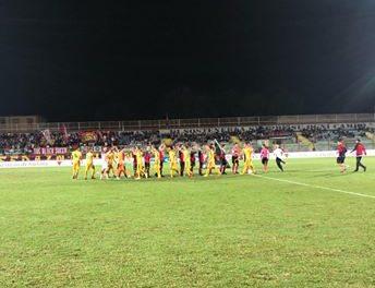 Coppa Italia, la Juve Stabia s'impone al Pinto ai supplementari: in gol El Ouazni e Paponi