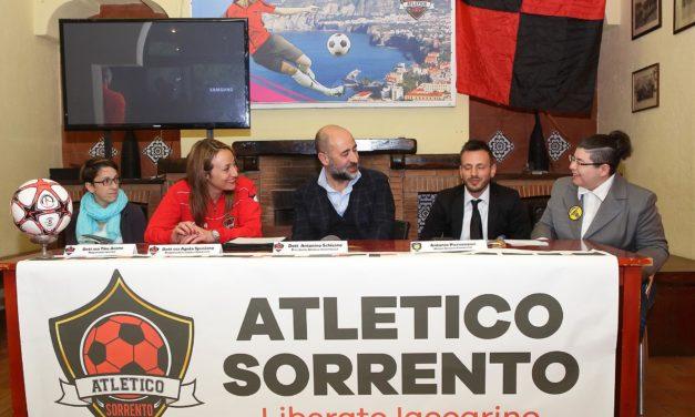 """Atletico Sorrento, Pres. Schisano: """"Ho chiesto insieme ad altri la sospensione della nona giornata, esigiamo un miglior trattamento per tutti dalla Federazione"""""""