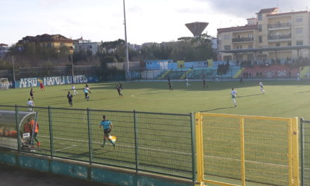 LIVE   Eccellenza Girone A, Afro Napoli-Frattese